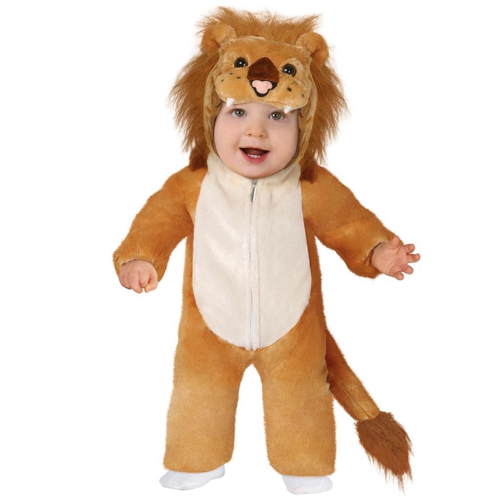 Fato Leão com Juba, Bebé