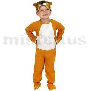 Fato Leão, criança