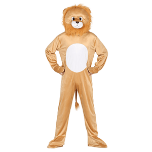 Fato Leão do Zoo, Adulto