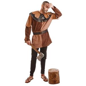 Fato Lenhador Medieval