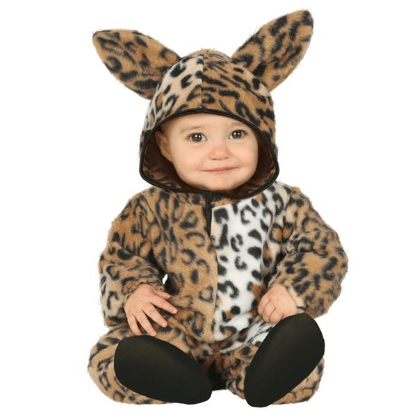 Fato Leopardo, Bebé