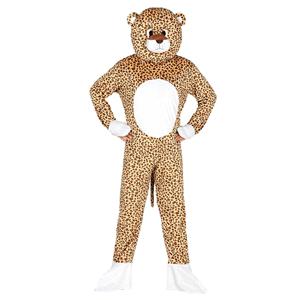 Fato Leopardo Resmungão, Adulto
