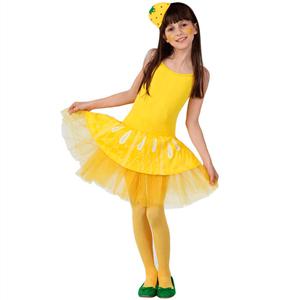 Fato Limão Amarelo, Criança