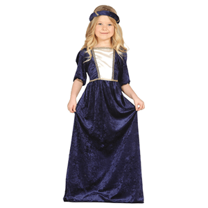 Fato Madame Medieval, Criança