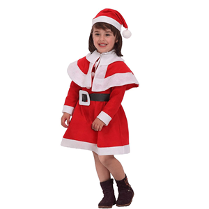 Fato Mãe Natal, criança