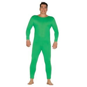 Fato Maillot Verde, Homem
