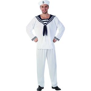 Fato Marinheiro branco