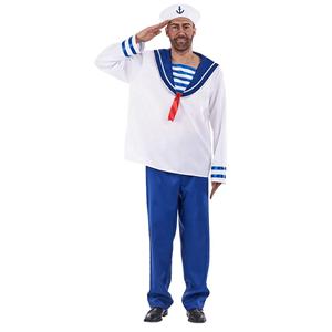 Fato Marinheiro do Mar, Adulto