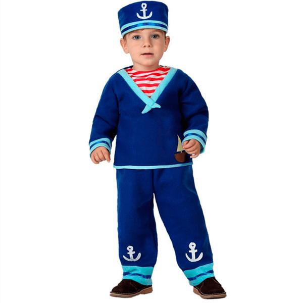 Fato Marújo Azul, Bebé
