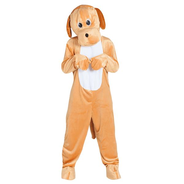 Fato Mascote Cão Fofinho, Adulto