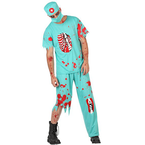 Fato Médico Zombie