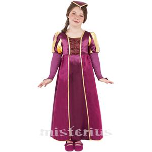 Fato Medieval Aia, Criança