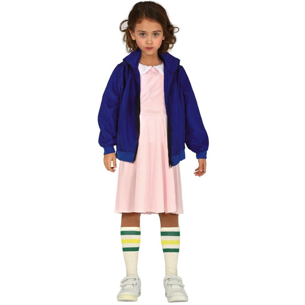 Fato Menina Paranormal, Criança