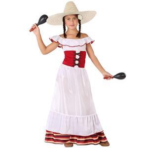Fato Mexicana Carmelita, Criança