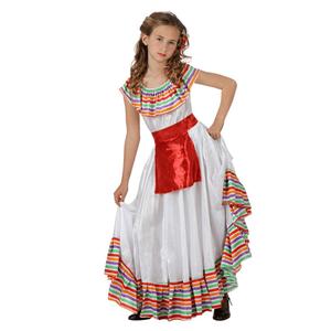 Fato Mexicana Menina, criança