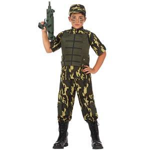Fato Militar do Exército, Criança