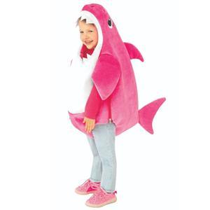 Fato Mommy Shark, Criança