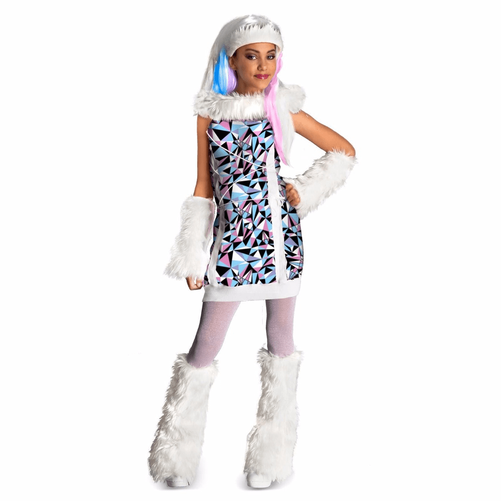 Fato Monster High Abbey Bominable