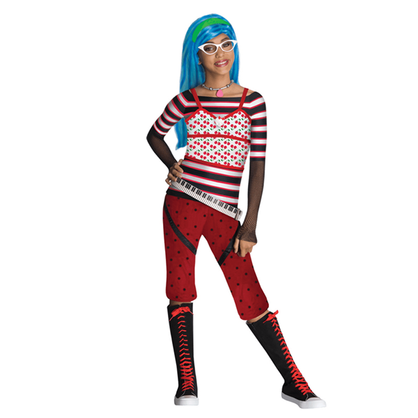 Fato Monster High Ghoulia Yelps