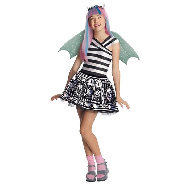 Fato Monster High Rochelle, criança