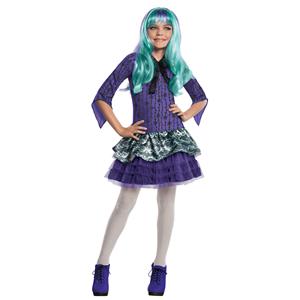 Fato Monster High Twyla, criança
