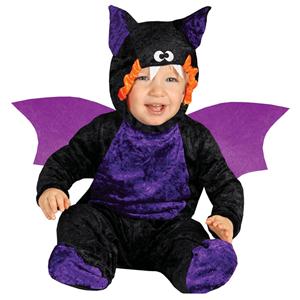 Fato Morcego, bebé
