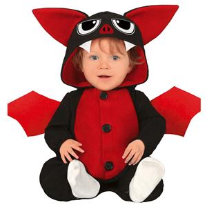 Fato Morcego Fofinho, Bebé
