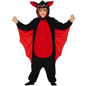 Fato Morcego Halloween, Criança