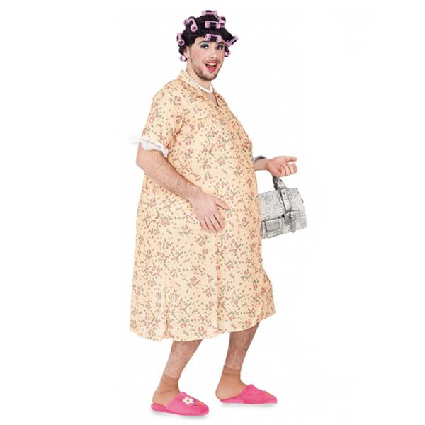 Fato Mulher Exibicionista, Adulto