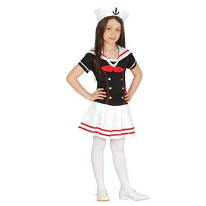 Fato Navy Girl, Criança