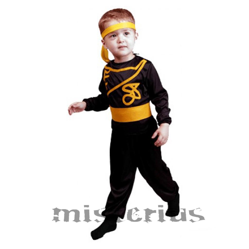 Fato Ninja, criança