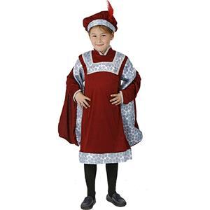 Fato Nobre Renascentista, criança