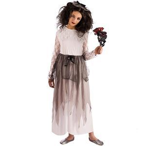 Fato Noiva Morto-Vivo