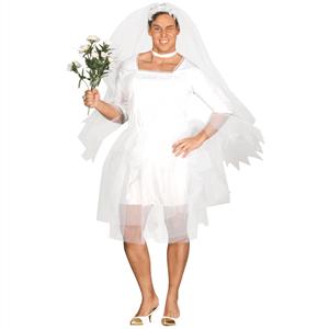 Fato Noiva para Homem