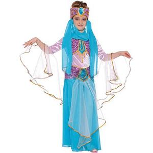 Fato Odalisca Arabe, Criança