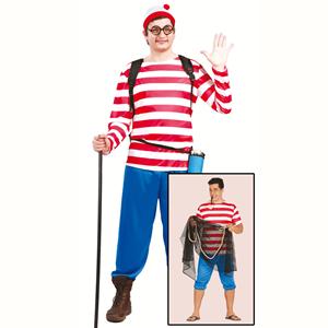 Fato Onde Está O Wally?, Adulto
