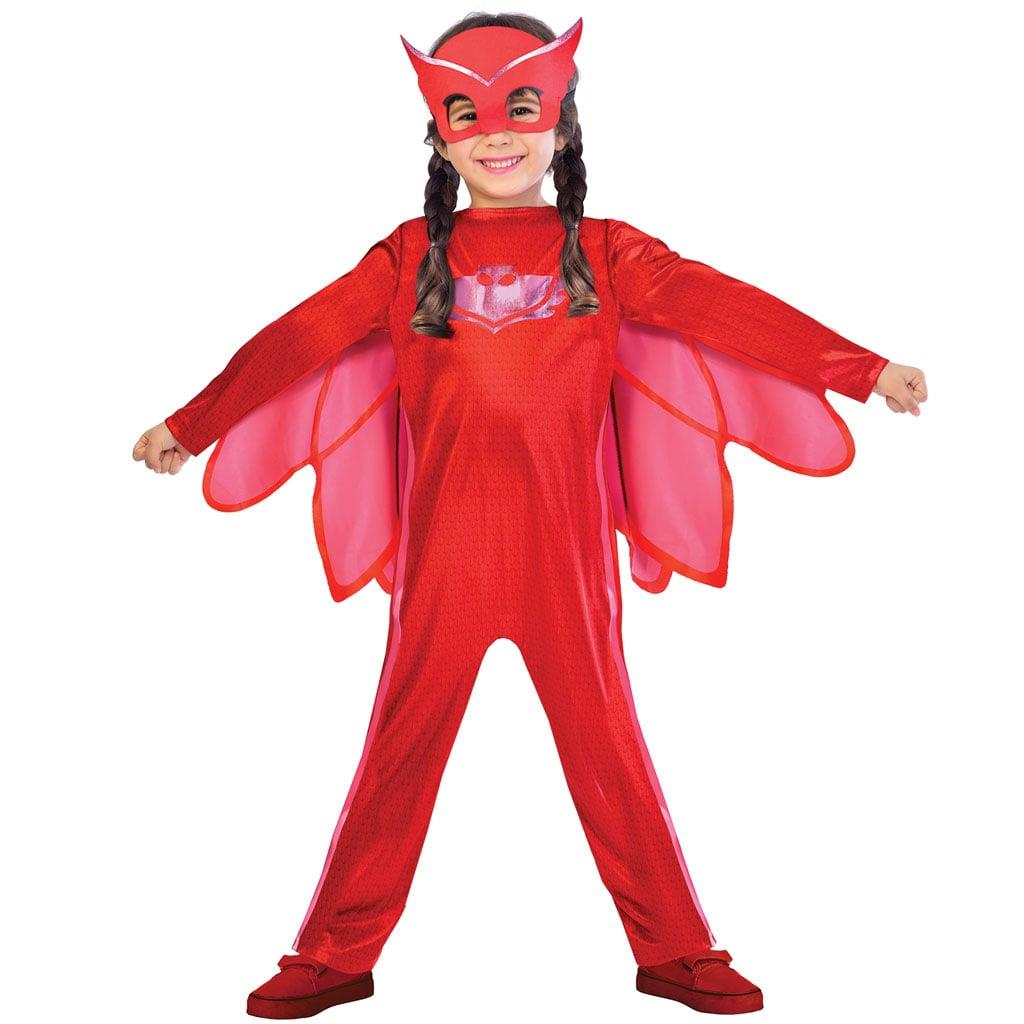 Fato Owlette Pj Masks, Criança