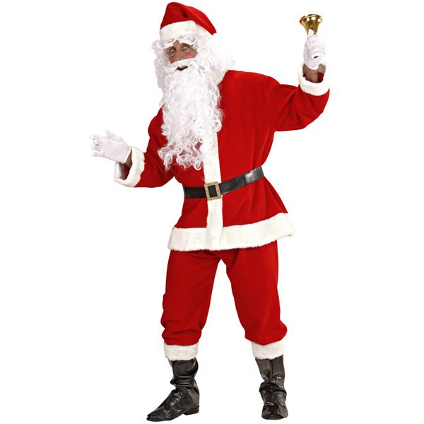 Fato Pai Natal Charmoso, Adulto