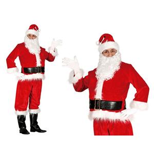 Fato Pai Natal Completo