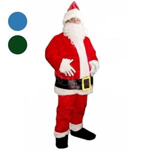 Fato Pai Natal Veludo