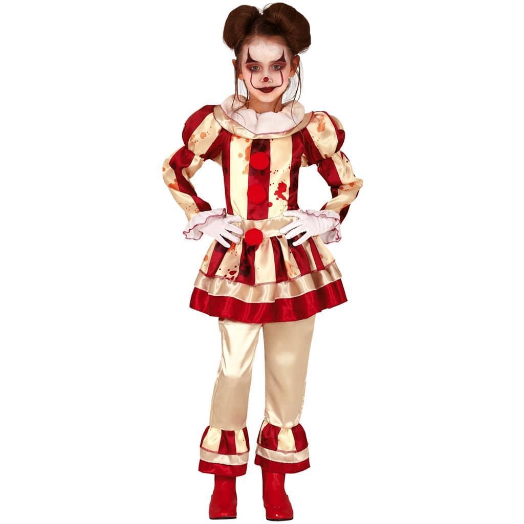 Fato Palhaça Horror Circus, Criança