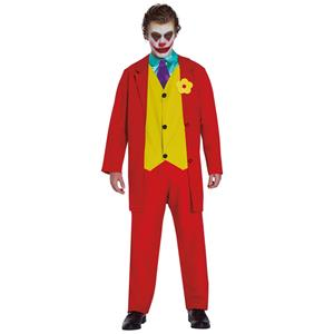 Fato Palhaço Joker, Adulto