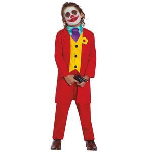 Fato Palhaço Joker, Criança