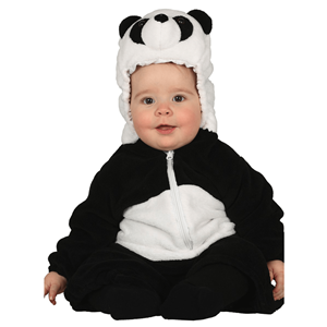 Fato Panda Amoroso, Bebé