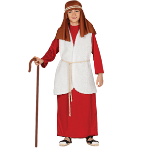 Fato Pastor Hebreu Criança
