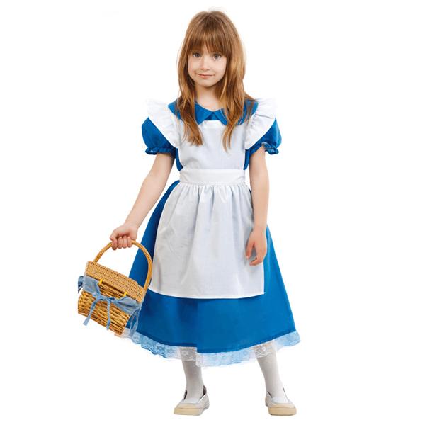 Fato Pequena Alice, Criança