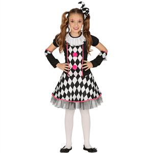 Fato Pierrot do Circo, Criança