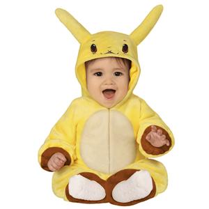 Fato Pikachu, Bebé