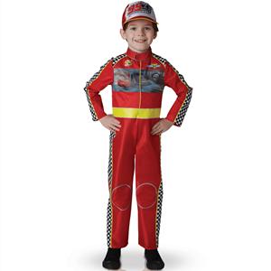 Fato Piloto Faísca McQueen, Criança
