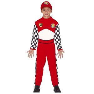 Fato Piloto Fórmula 1, Criança